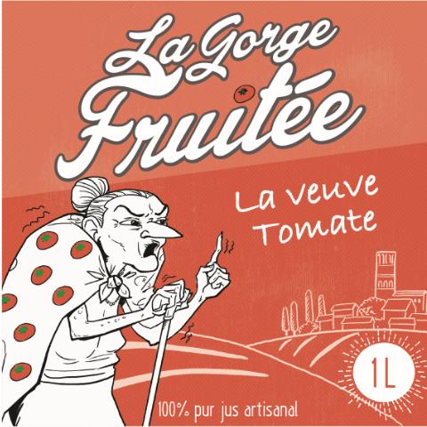 Jus de fruits artisanaux commercialisés dans l'Hérault
