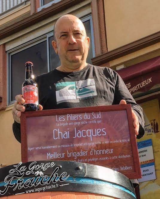 retrouvez notre bière artisanale à Valras-Plage lors des fêtes de la Saint-Pierre avec le Chai Jacques