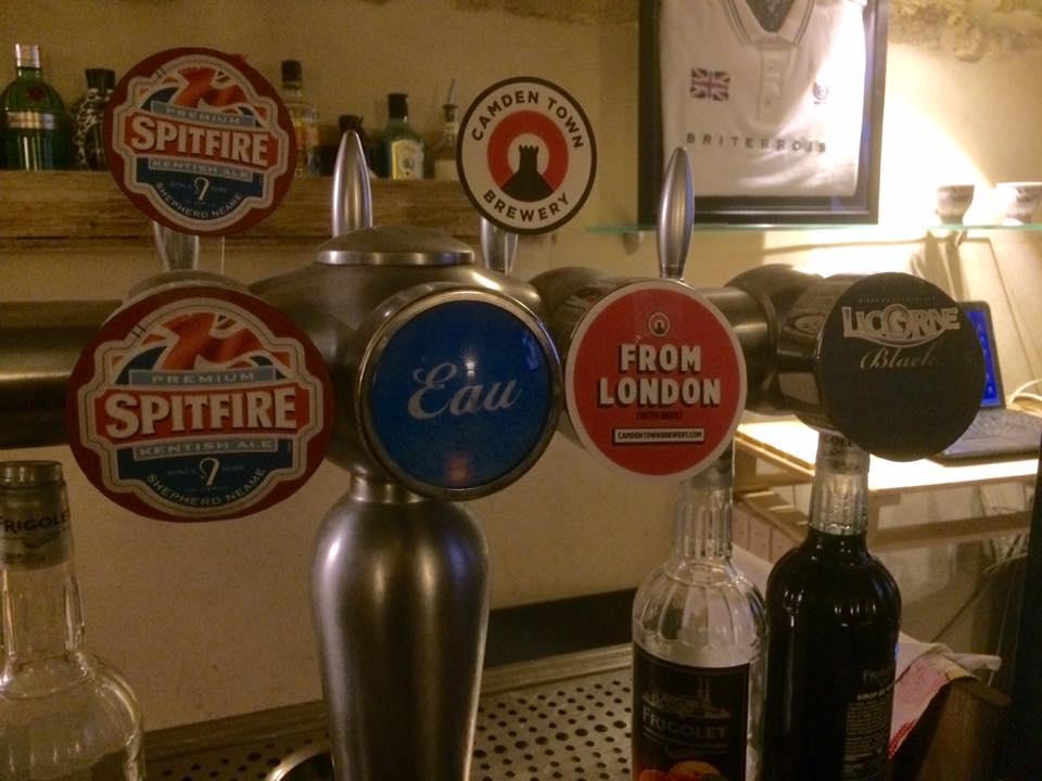 dégustez la gorge fraiche dans le pub anglais à béziers