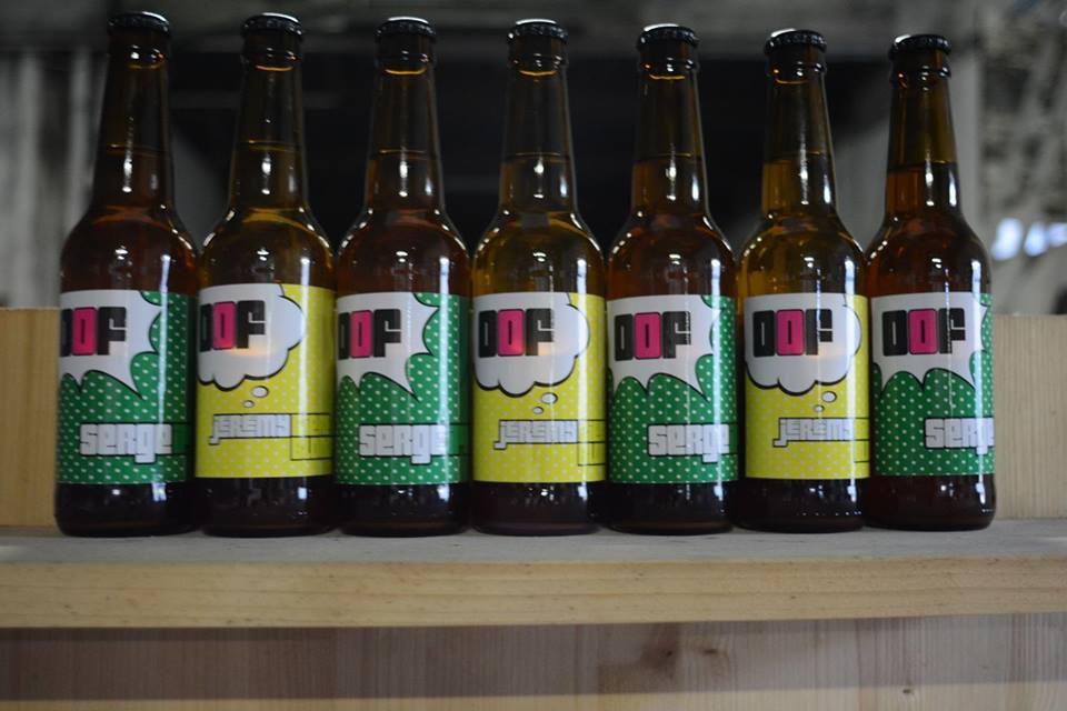 Ces bières artisanales en Aude sont brassées chez la brasserie OOF