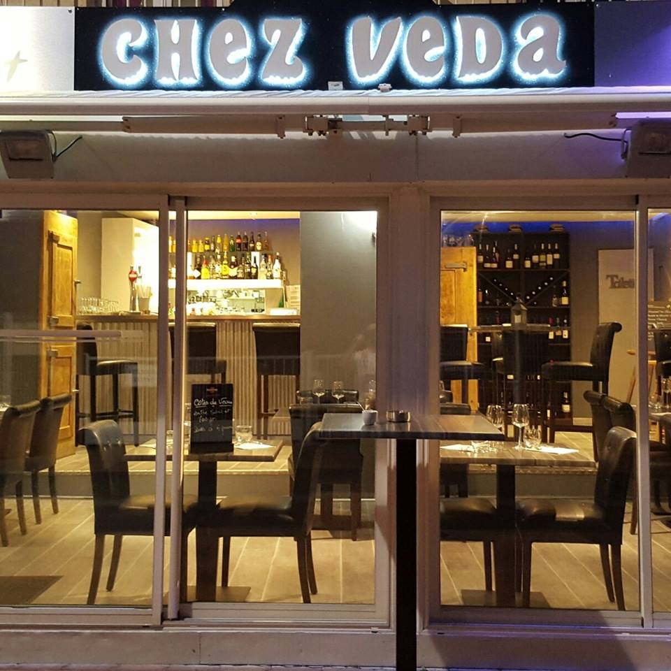 Le restaurant Chez Veda à Valras-plage propose des grillades