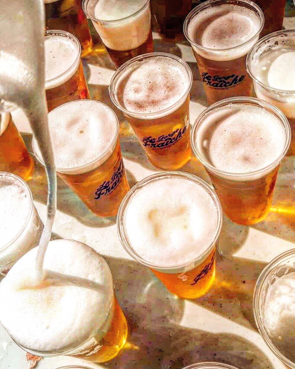 pour trouver une tireuse à bière dans l'Aude sollicitez La Gorge Fraîche